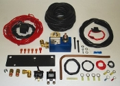 Pacbrake HP10116-24 24V HP625 Series Air Compressor Install Kit